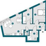3-Zi., 66.93 m², EG