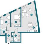 3-Zi., 89.2 m², EG