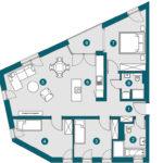 4-Zi., 94.48 m², OG1